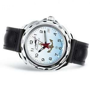 Vostok Komandirskie #211084 Watch