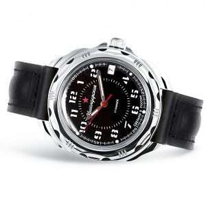 Vostok Komandirskie #211186 Watch