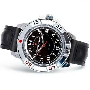 Vostok Komandirskie #431186 Watch