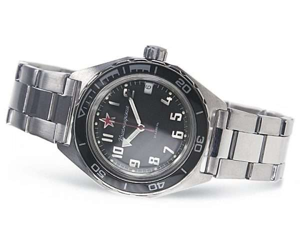 Vostok Komandirskie #650537 Watch