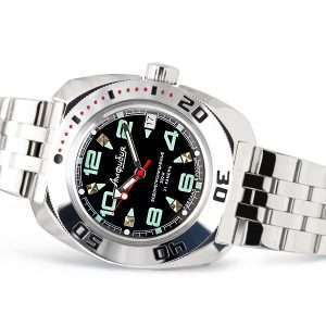 Vostok Amphibian #710334 Watch