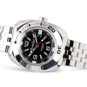 Vostok Amphibian #710640 Watch