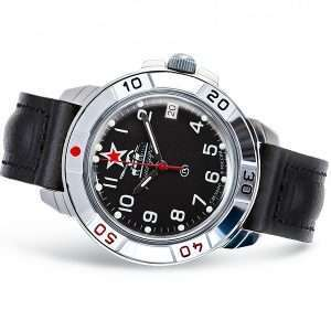 Vostok Komandirskie #431306 Watch