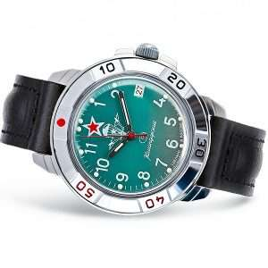 Vostok Komandirskie #431307 Watch