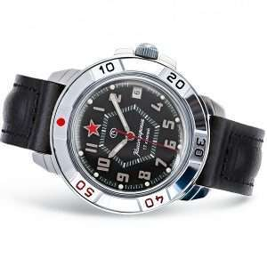 Vostok Komandirskie #431744 Watch