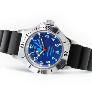 Vostok Amphibian #120656 Watch