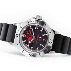 Vostok Amphibian #120657 Watch